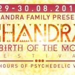 פסטיבל טראנס CHANDRA