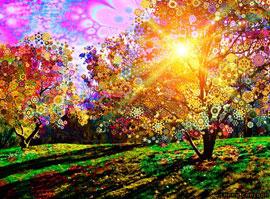 השפעות סמים על הרגש LSD