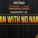 רייב טראנס בחנוכה עם MWNN - 18.12.14
