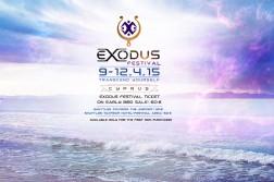 פסטיבל טראנס אקסודוס קפריסין exodus festival cyprus 2015