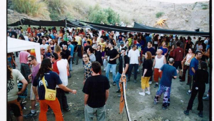 מסיבות טראנס בישראל פעם שנות ה 90