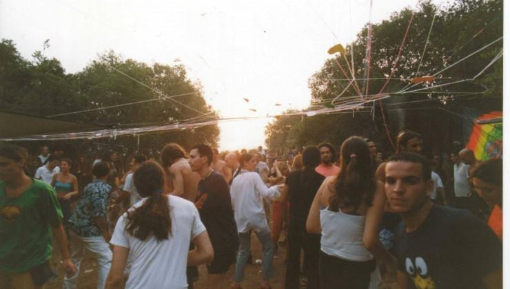 מסיבות טראנס שנות 90