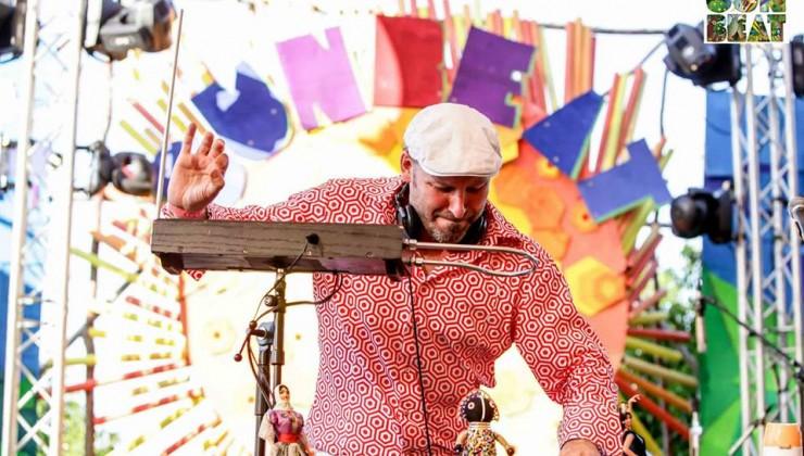 sunbeat festival israel