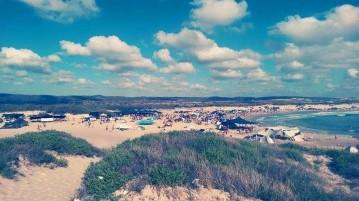 גליץ' ביץ' מסיבת חוף מסיבת טבע