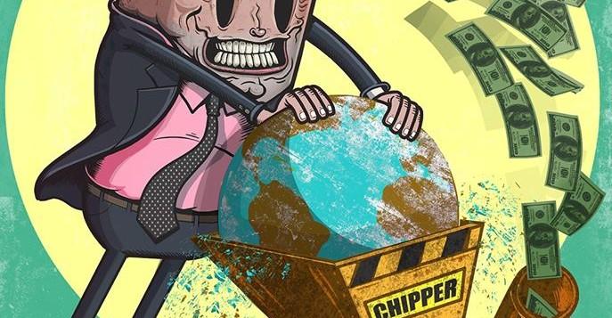 13 תמונות על דור הקפיטליזם החזירי שיזעזעו אותכם