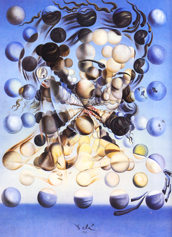 סלבדור דאלי ואומנות פסיכדלית
