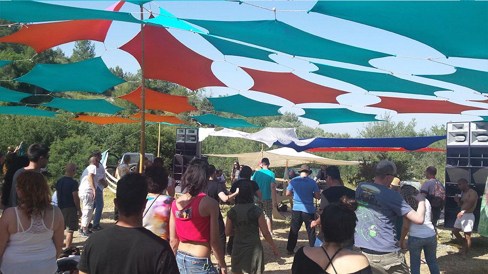 מסיבת טבע צ'ילאווט אמביאנט