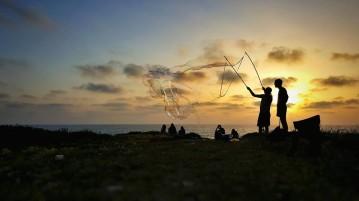 סיקורי אירוע - פסטיבל היפילנד של מוקשה ושקזוקה בעצמאות