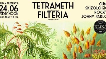 טטרהמט' ופילטריה בקליקה - 24.06.16