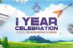חגיגות שנה למיגרנה - 21.07.16