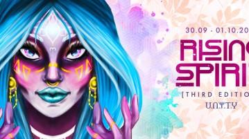 פסטיבל יוניטי רייזינג ספיריט - 30.09.16