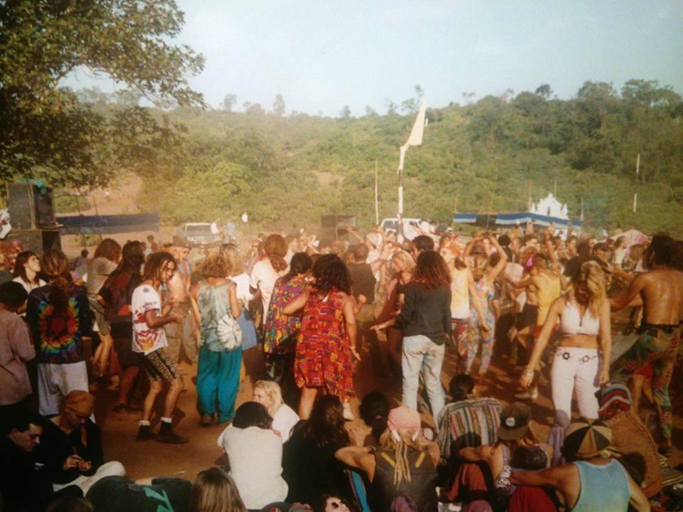 סיולים, גואה, 1992. קרדיט: אבה ג'והנסון