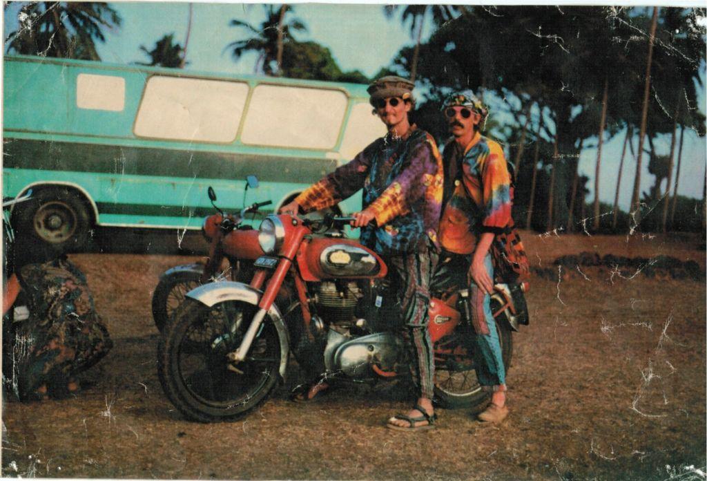 רוכבים היפים, ווגאטור, גואה, 1992 קרדיט: ניק ספייס