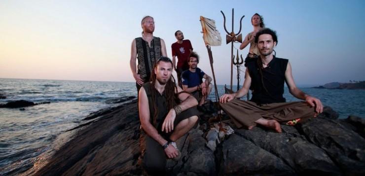 אלבום חדש – Hilight Tribe –Temple Of Light