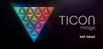 סיקור אלבום Ticon – Mirage