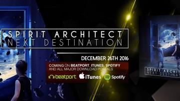 רליס חדש ב Dacru records ל Spirit Architect