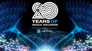 הלייבל האגדי Iboga חוגג 20 שנה של עשייה בעולם הטראנס