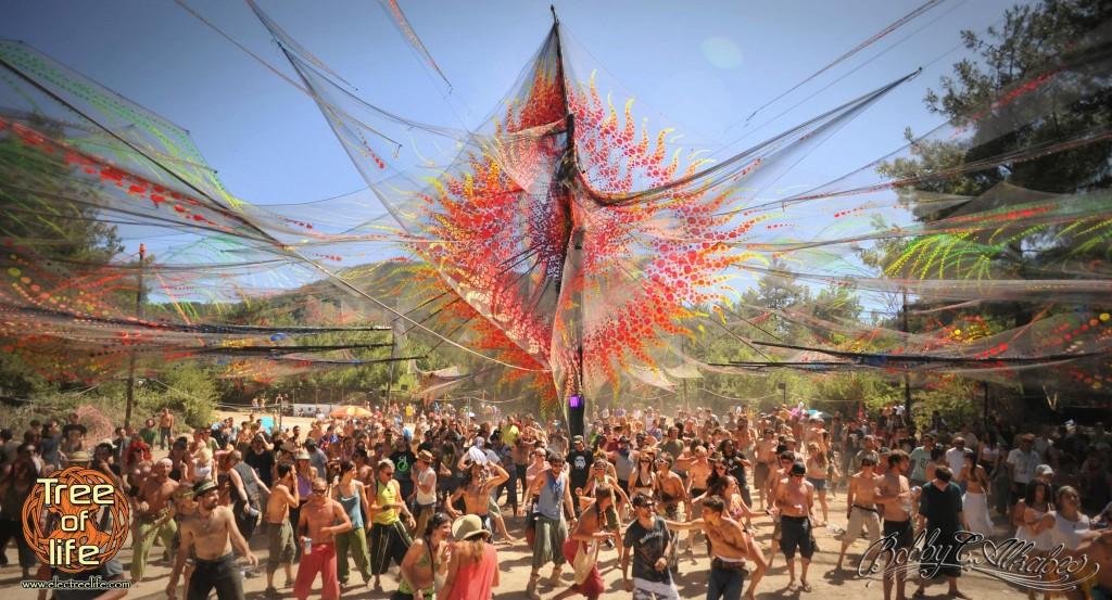 פסטיבל עץ החיים tree of life 2017 יוון