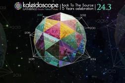 קאליידסקופ גאדרינג חוגגים 5 שנים בטבע - 24.03.17