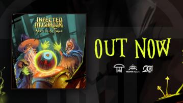אלבום חדש של Infected mushroom - Return to the sauce