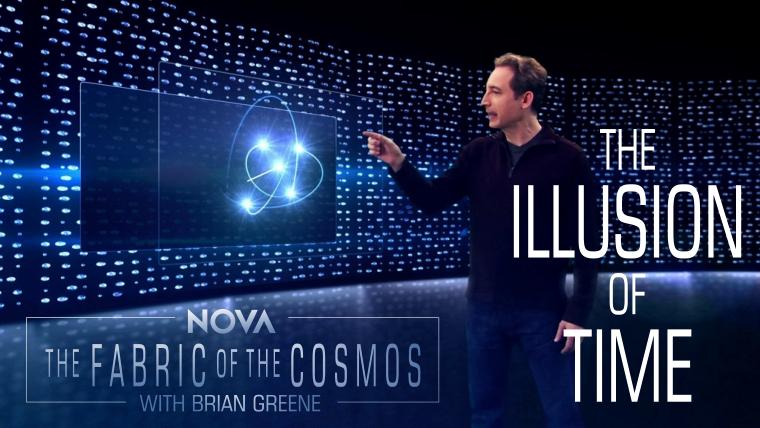 סרטים דוקומטרים פותחי תודעה - NOVA The Fabric of the Cosmos The illusion of Time0