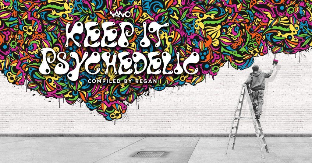 נאנו רקורדס keep it psychedelic אלבום טראנס פסייטראנס חדש