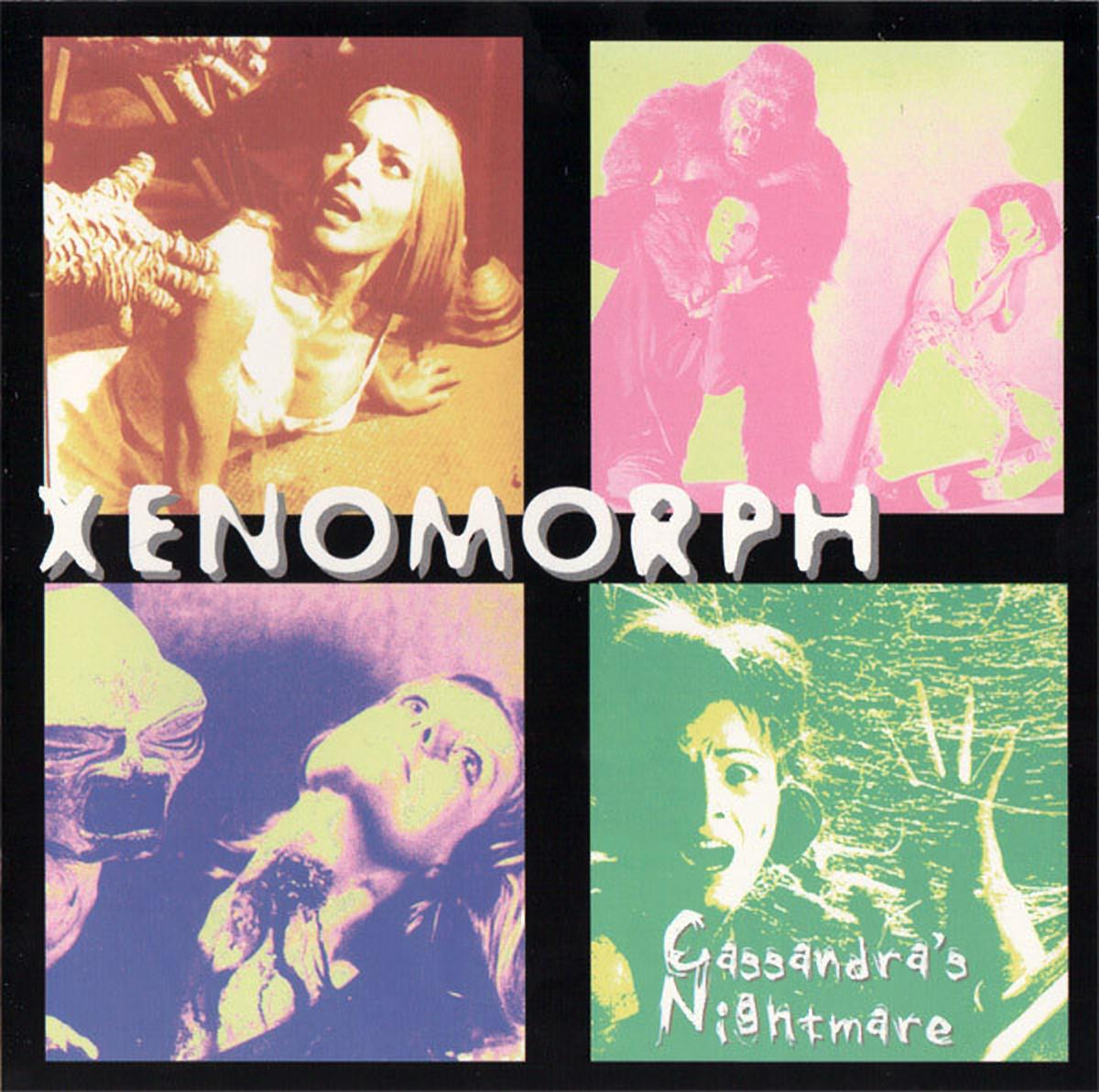 Xenomorph – Cassandra's Nightmare 1998