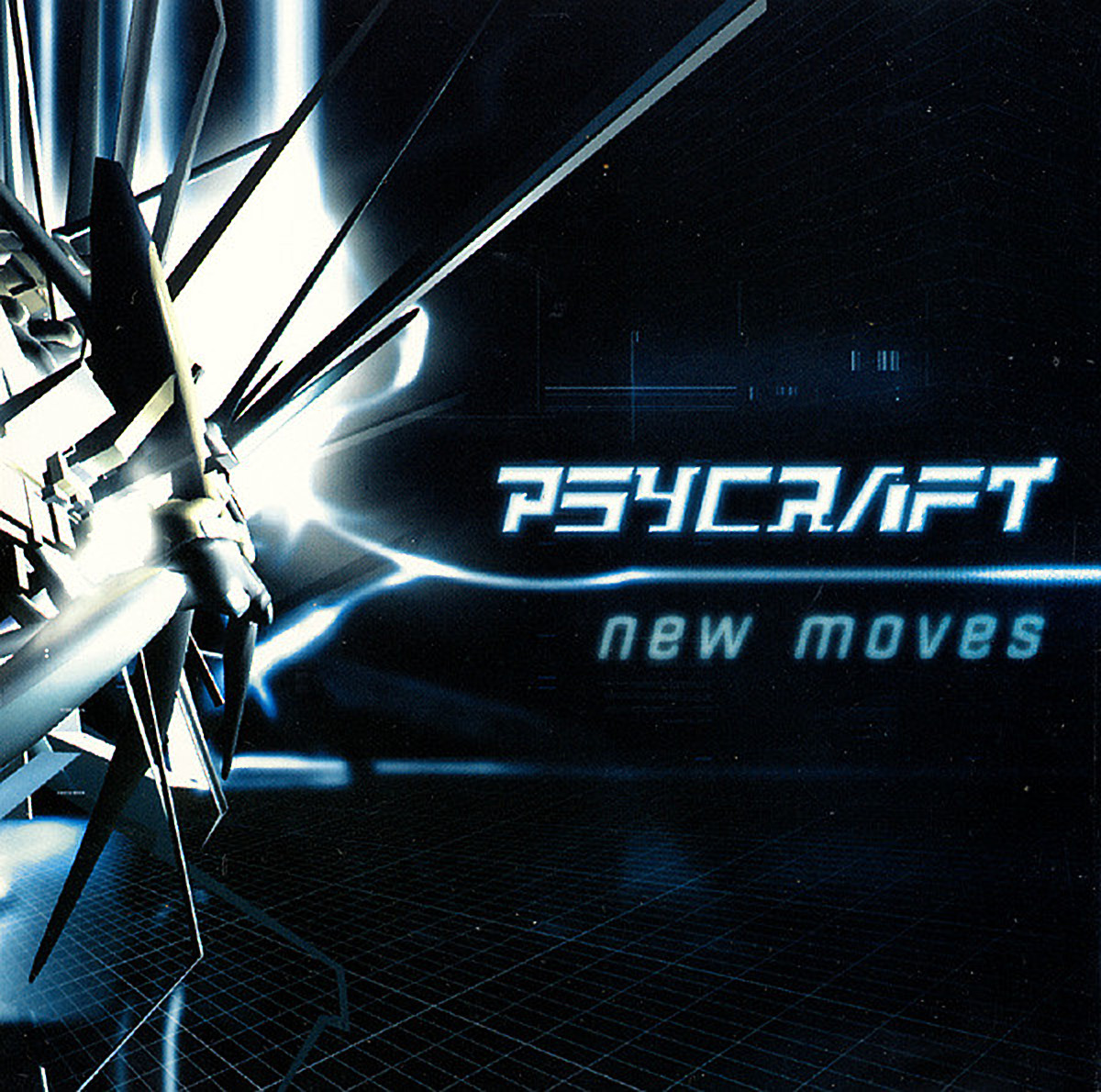 PsyCraft ‎– New Moves 2004