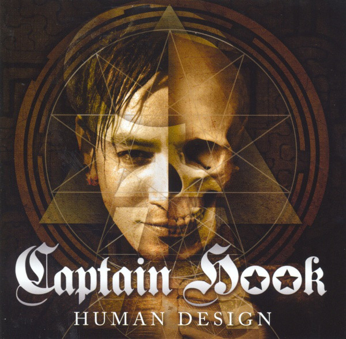 Captain Hook ‎– Human Design 2011