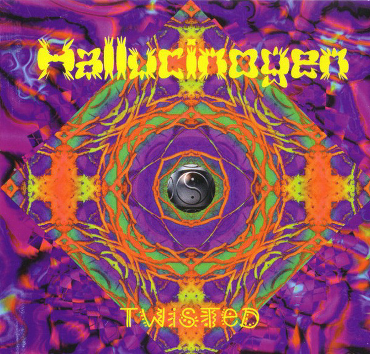 Hallucinogen - Twisted (Full Album)