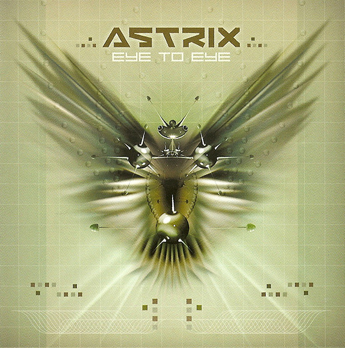Astrix - Eye to Eye [Full Album]