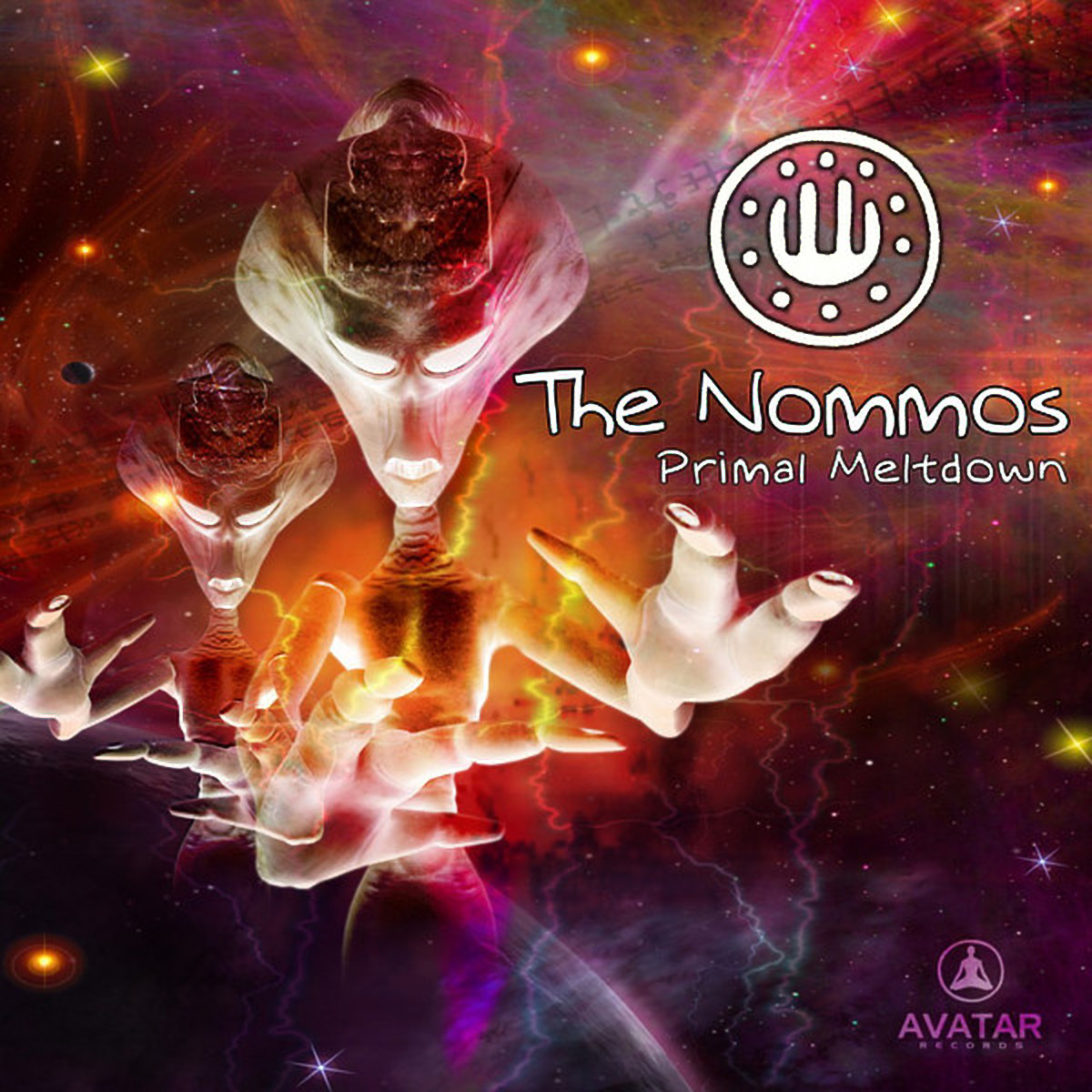 The Nommos ‎– Primal Meltdown (2006)