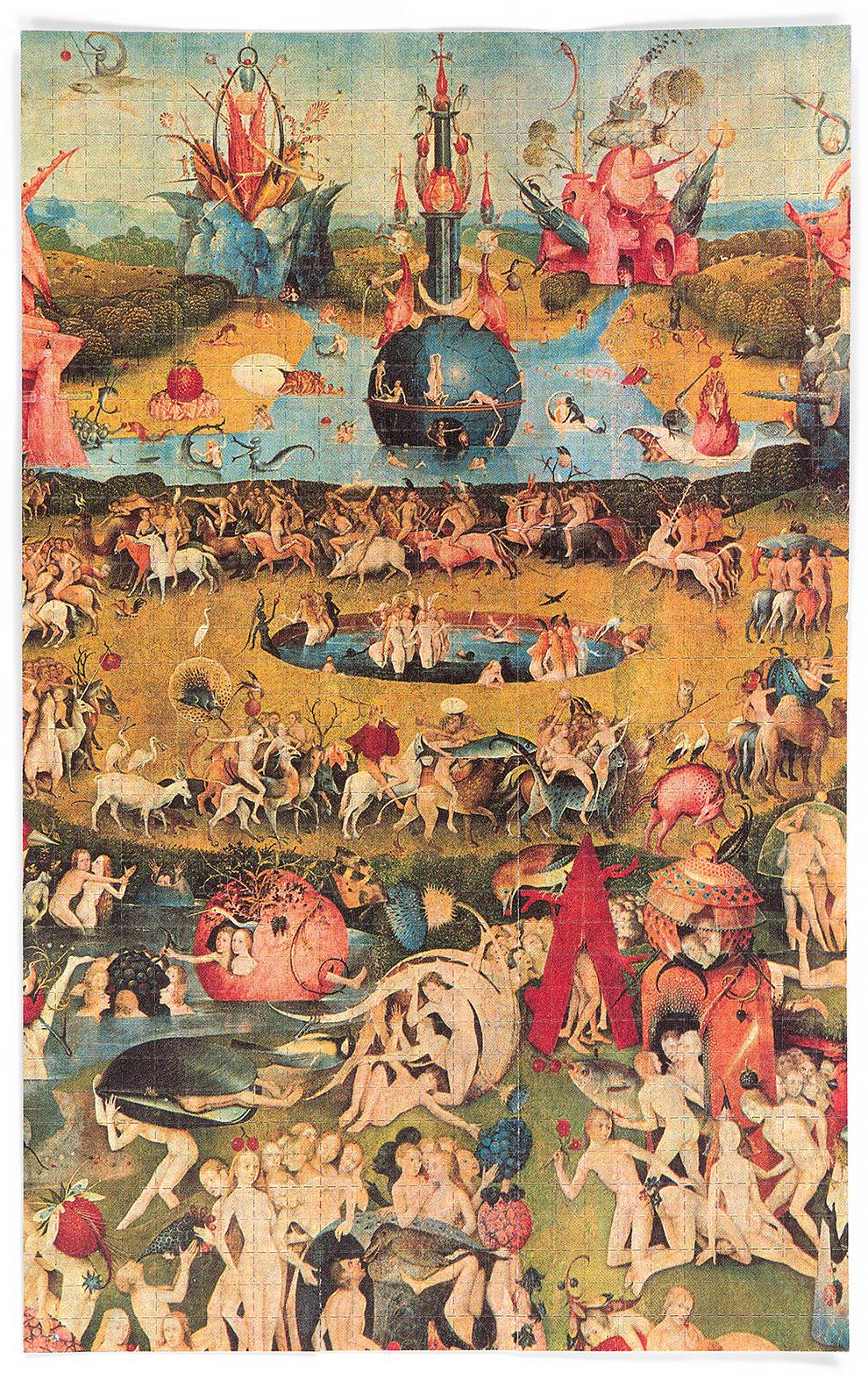 גלויות אסיד LSD bosch