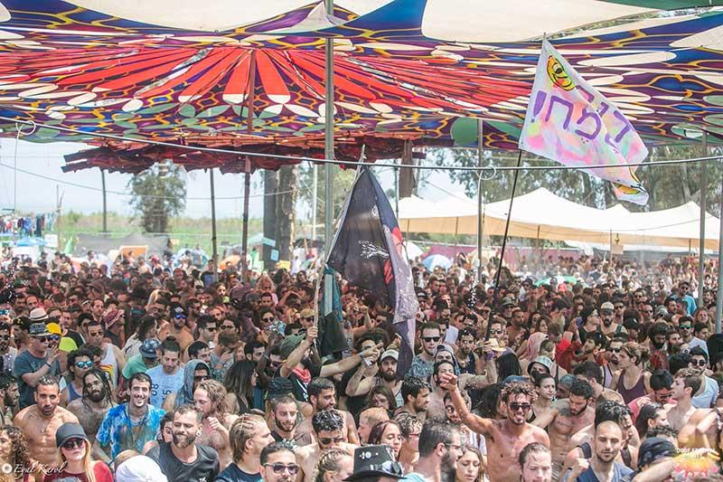 פסטיבל דוף ישראל טראנס