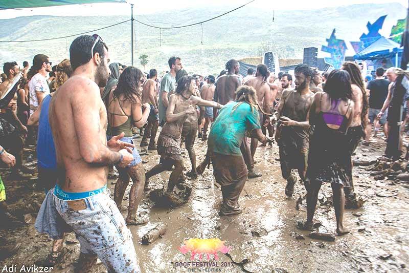 פסטיבל דוף ישראל בוץ ברחבה