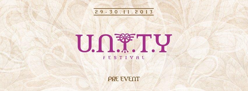 מסיבת טבע פסטיבל UNITY U.N.I.T.Y