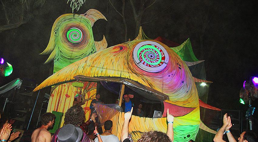 פסטיבל דוף 2015 פגנקה