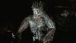 איש העץ מהרהר - מהי פסיכדליה?