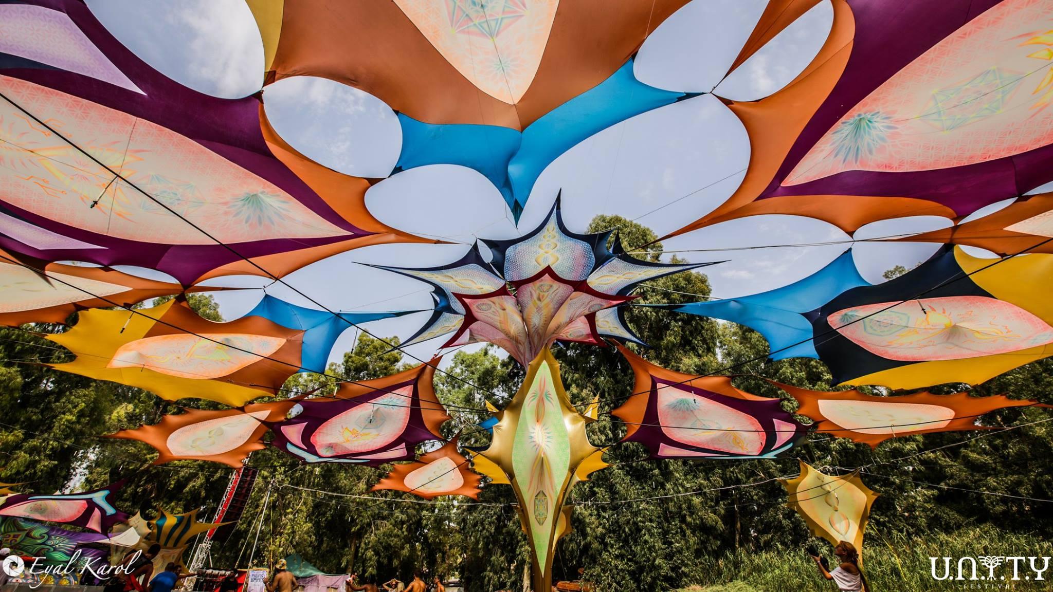 פסטיבל יוניטי חוף גולן