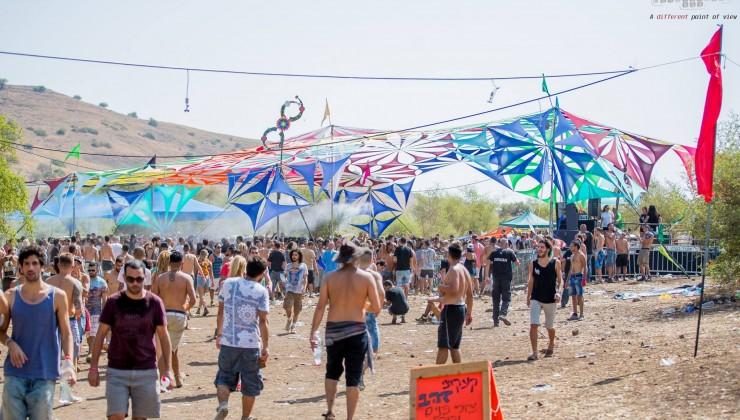 פסטיבל נוורלנד 2015 ישראל