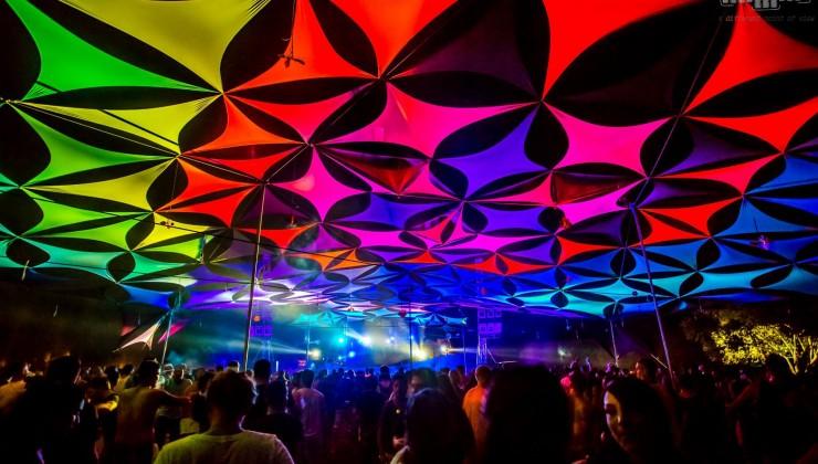 מסיבת טראנס פסטיבל נוורלנד 2015 ישראל