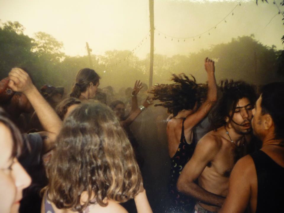אנג'ונה, גואה, 1993 קרדיט: לוקאס ריידהולם