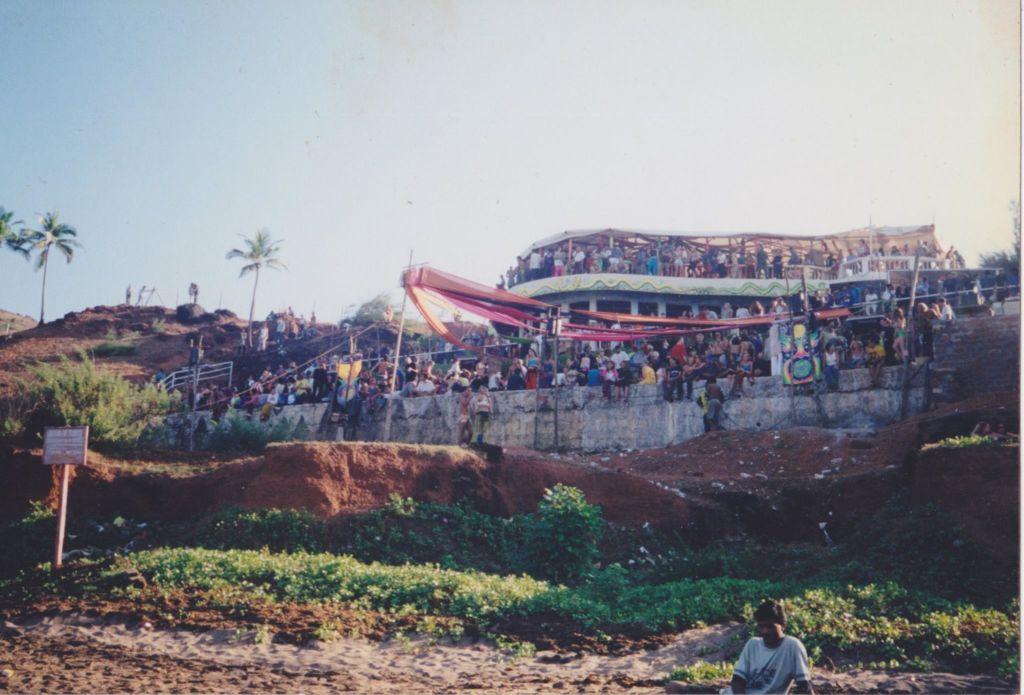 פרדיסו, גואה, 1997. קרדיט: מקולץ' טרנט