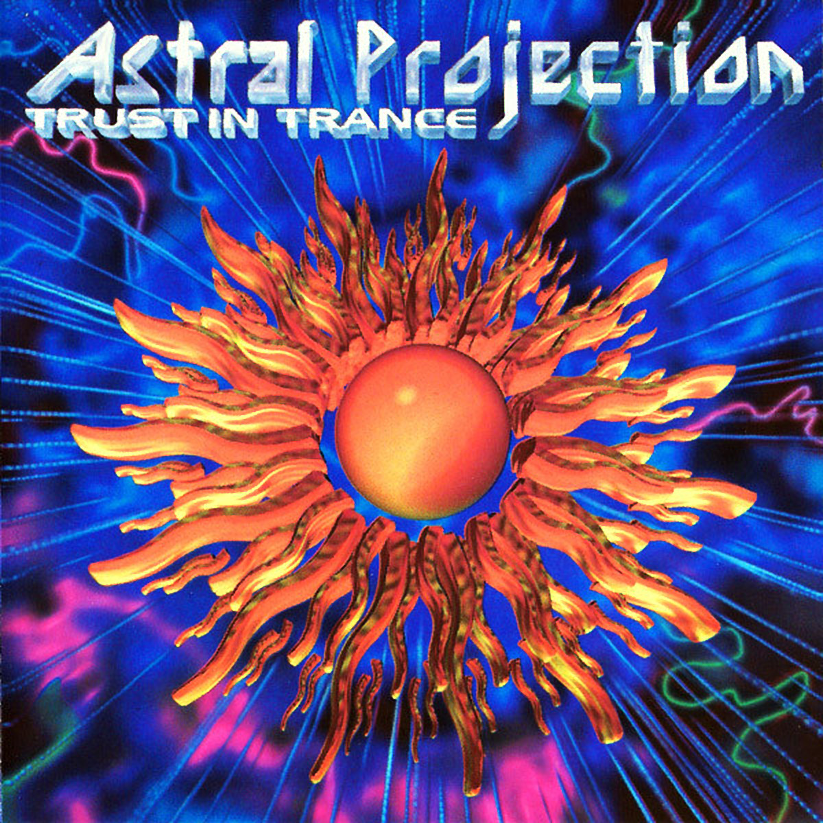 Astral Projection ‎– Trust In Trance 1996