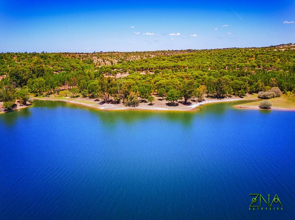 אגם מונטגרו לוקיישן פסטיבל ZNA