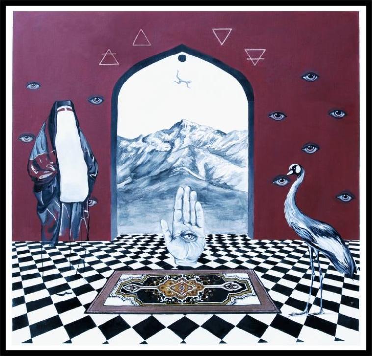 אומנות מיסטית Luke Gray The Alchemists Door