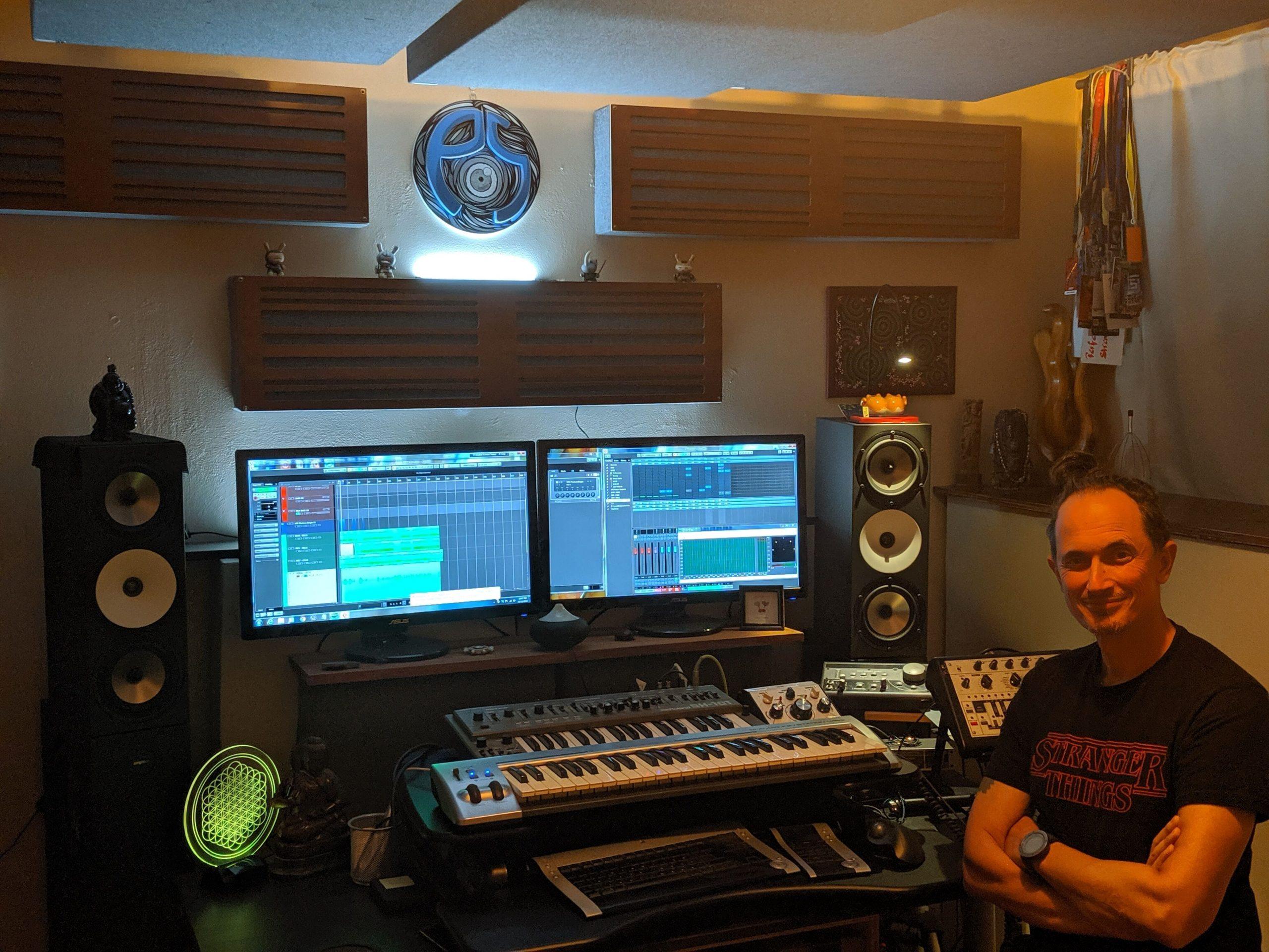 Perfect Stranger studio, האולפן של פרפקסט סטריינג'ר