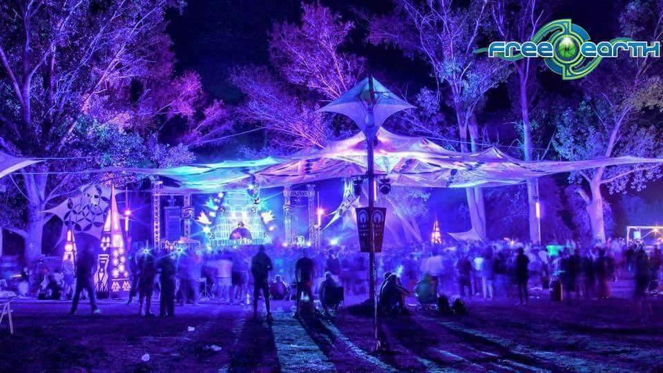 פסטיבל ביוון Free Earth Festival