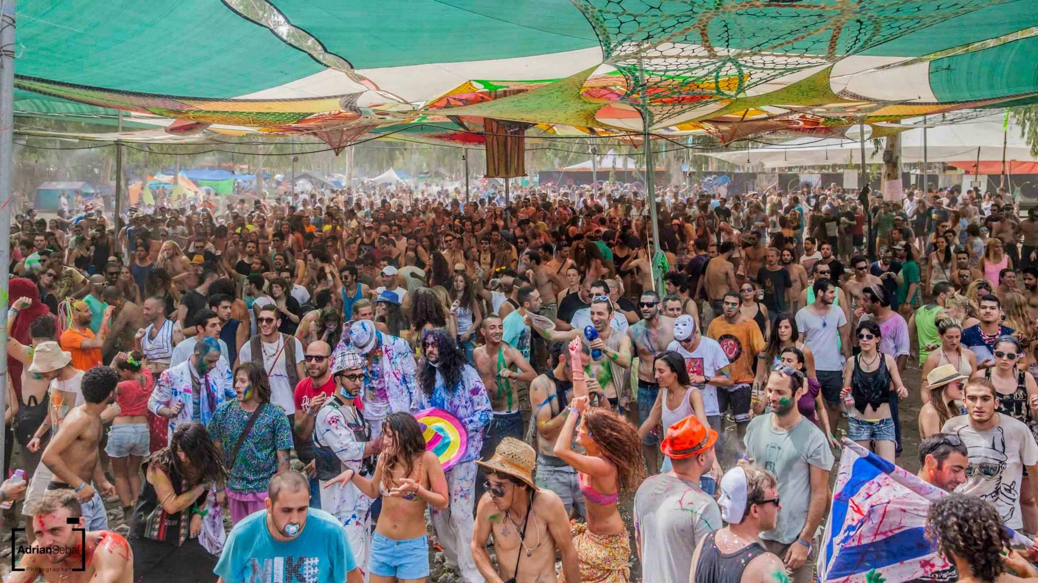פסטיבל דוף, צילום אדריאן סבאל.
